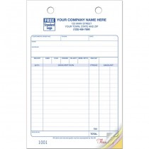 Multi-Purpose, Register Forms, 5-1/2 x 8-1/2""