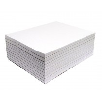 Blank Memo Pads 10 Pads 4.25 x 5.5