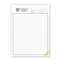 Graph Papers, Standard 1/4""