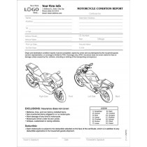 Motorcycle Transport Form