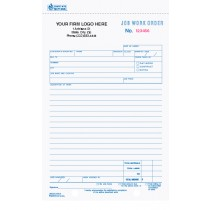 Job Work Order Form