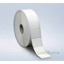 Thermal Transfer  label, 1.25''x.5''