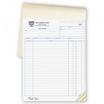Shipping Invoices - Large Classic Booked