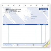 Invoice - Small Unlined