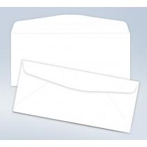 Blank envelope,#10, 4 1/8 x 9 1/2