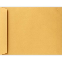 6 x 9 Open End Brown Kraft Envelopes imprinted