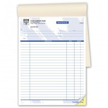Job Invoice - Large Booked