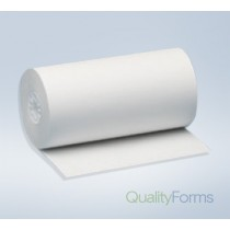 "White Thermal Paper Rolls, 3-1/8"" x 119', White, 50 Per Case"