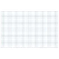 "11x17"" Quadrille Graph Paper"