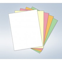 "8-1/2 x 11"" Laser Carbonless 5 Part Paper"