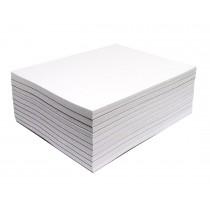 Blank Memo Pads 10 Pads 5.5 x 8.5