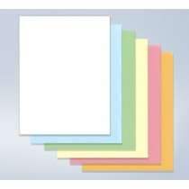 "8-1/2 x 11"" Laser Carbonless 6 Part Paper"