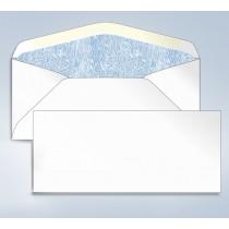 Blank Tinted Envelope,#10, 4 1/8 x 9 1/2