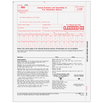 2018 Laser 1096 Transmittal Form