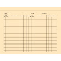 "Medical Document Jackets 12"" x 9 1/4"""