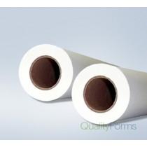 "34'' x 650' Plotter Paper Rolls, (3"" core) 2 rolls/case"