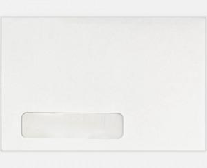 6 x 9  Imprinted, Window  Envelopes