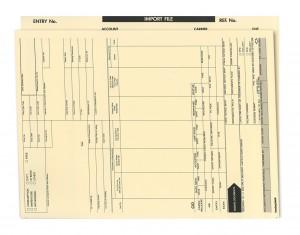 Import File Folder, 9-1/2 x11-3/4