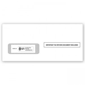 2020 1099 Single-Window Envelope