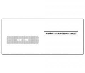 2020 1042-S Single Window Envelope
